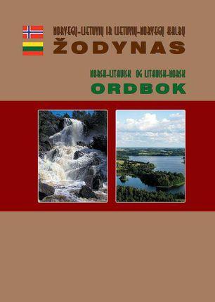 Norvegų-lietuvių ir lietuvių-norvegų kalbų žodynas