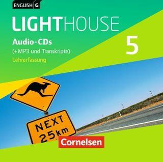 English G LIGHTHOUSE Band 5: 9. Schuljahr - Allgemeine Ausgabe - CDs (Vollfassung)
