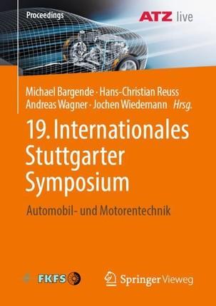 19. Internationales Stuttgarter Symposium