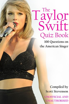 Taylor Swift Quiz Book