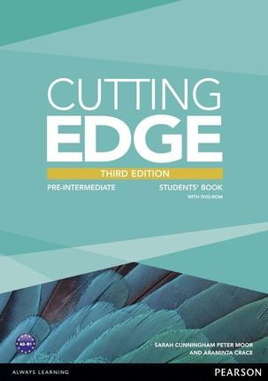 Cutting Edge Pre-Intermediate Students' Book with DVD