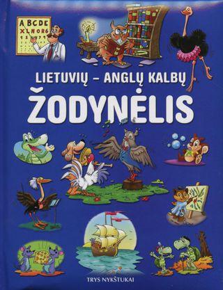 Lietuvių - anglų kalbų žodynėlis