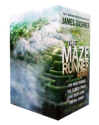 Maze Runner Series  Boxed Set