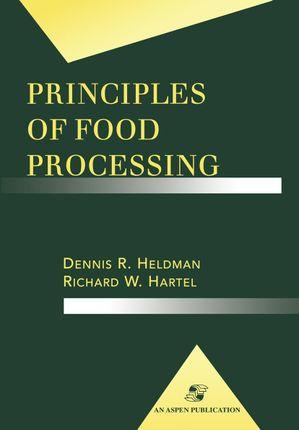 Principles of Food Processing