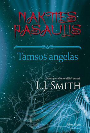 """Tamsos angelas. Ciklo """"Nakties pasaulis"""" 4-oji knyga"""