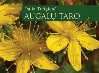 Augalų Taro (su kortomis)