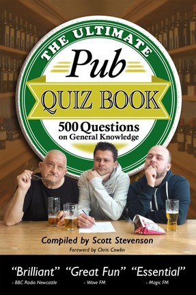 Ultimate Pub Quiz Book