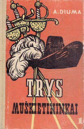 Trys muškietininkai. I tomas (1960)