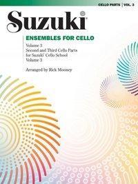 Ensembles for Cello, Vol 3