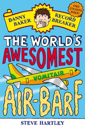 Danny Baker Record Breaker (2): The World's Awesomest Air-Barf