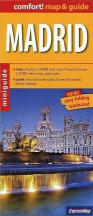 Madrid Comfort! Map & Guide
