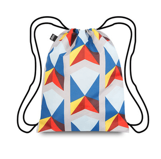 "LOQI kuprinė ""Triangles"""