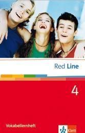 Red Line 4. Vokabellernheft