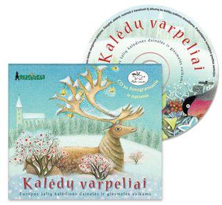 Kalėdų varpeliai (CD su fonogramomis)