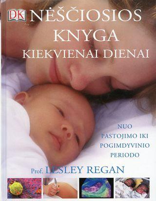 Nėščiosios knyga kiekvienai dienai