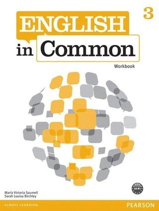 ENGLISH IN COMMON 3 WORKBOOK 262880