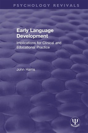 Early Language Development