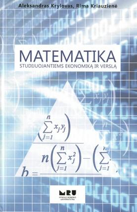 Matematika studijuojantiems ekonomiką ir verslą