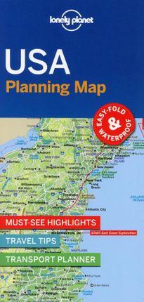 USA Planning Map