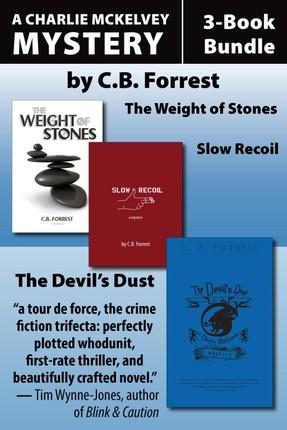 Charlie McKelvey Mysteries 3-Book Bundle