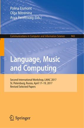 Language, Music and Computing