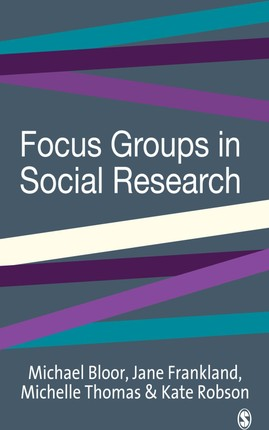 Focus Groups in Social Research