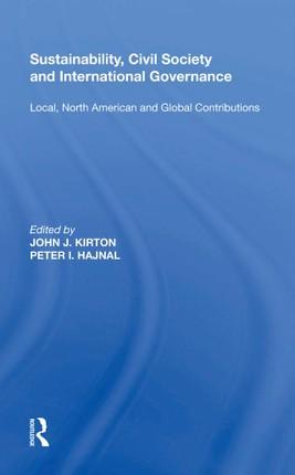 Sustainability, Civil Society and International Governance
