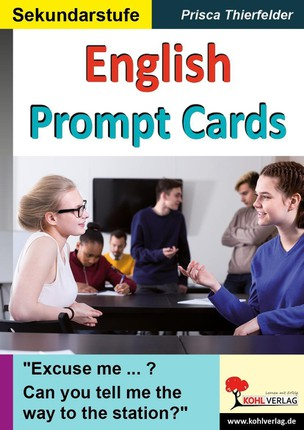 English Prompt Cards