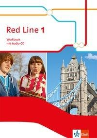 Red Line 1. Workbook mit Audio-CD. Ausgabe 2014