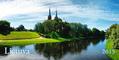 2015 metų kalendorius. Su Lietuvos kraštovaizdžiais