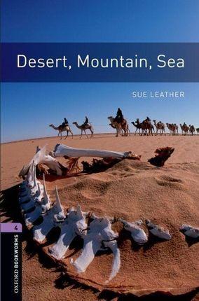 Desert, Mountain, Sea 9. Schuljahr, Stufe 2 - Neubearbeitung