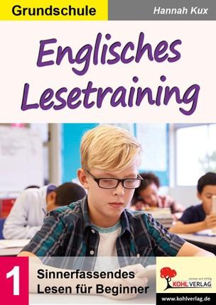 Englisches Lesetraining / Grundschule