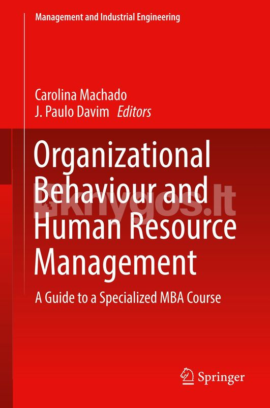 current trends in human behavior organization The human resource management team ensures this is delivered by recruiting and selecting the right and qualified staff to ensure the goals and objectives of the organization.