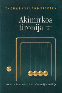 Akimirkos tironija