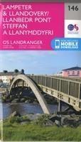 Lampeter & Llandovery 1 : 50 000