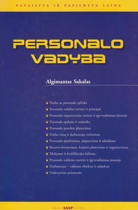 Personalo vadyba