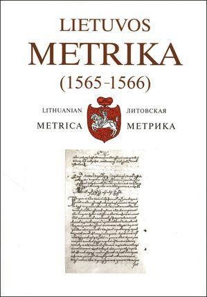 Lietuvos Metrika. Nr. 264 (1565-1566) 50-oji teismų bylų knyga