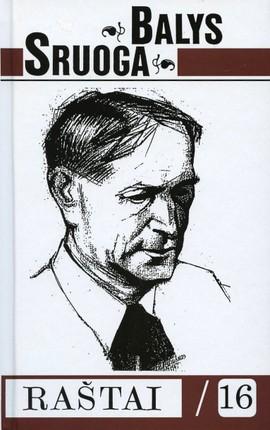 Raštai, 16 tomas. Laiškai Valerijai Čiurlionytei (1915–1918)