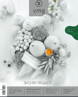 Pripažintas geriausiu pasaulyje kulinariniu žurnalu! Virtuvės mitų griovėjai. Skonio pasakos. Žiemos numeris