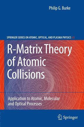R-Matrix Theory of Atomic Collisions: