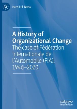 A History of Organizational Change