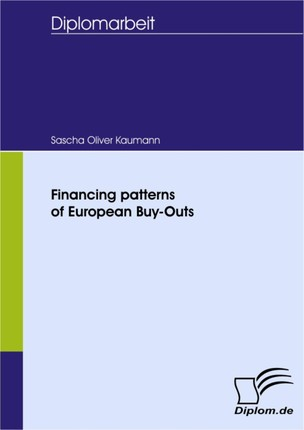 Financing patterns of European Buy-Outs