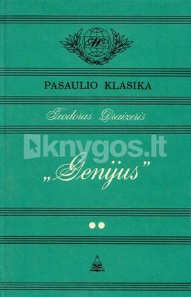 Genijus (II tomas)