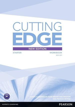 Cutting Edge Starter New Edition Workbook with Key