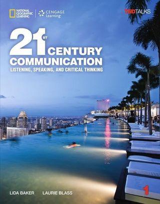 21st Century - Communication B1.1/B1.2: Level 1 - Student's Book