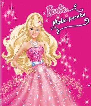 Barbie. Mados pasaka