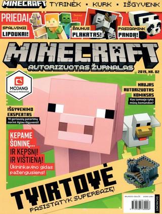 Minecraft. Žurnalas 2019/2