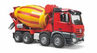 BRUDER betonvežis MB, 03654
