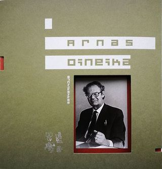 Architektas Arnas Dineika