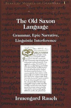 The Old Saxon Language